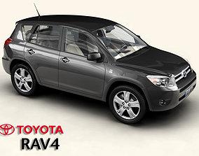 Toyota RAV4 3D model