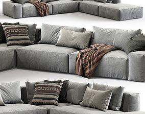 3D model Jesse sofa Daniel composition 5