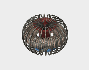 3D model Miniature Fusion Reactor