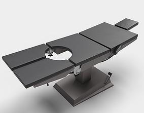 Hospital Surgery Table 3D model