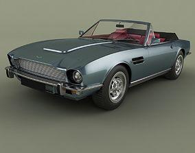 Aston Martin V8 Vantage Volante 3D