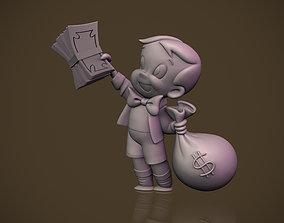3D print model Richie Rich