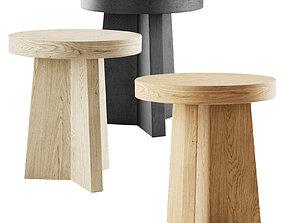 3D model Kelebek Coffee Table by Now Furniture