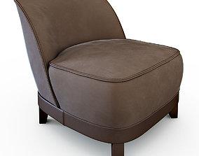 3D model Busnelli Swing Easy Chair