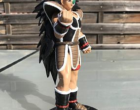 Raditz 3D print project chess game or Figurine