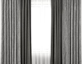3D model Curtain 66