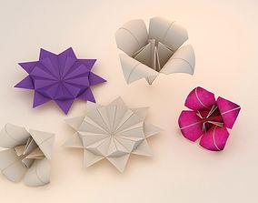origami 11 3D