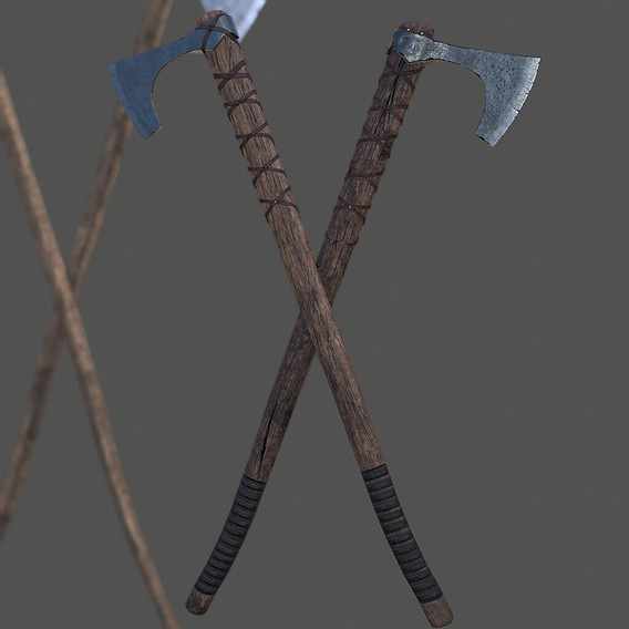 Viking Weapons and Shields
