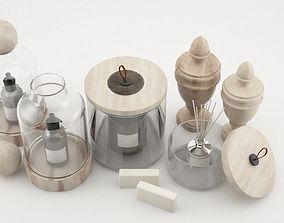 Bath Room Equipment 3D model