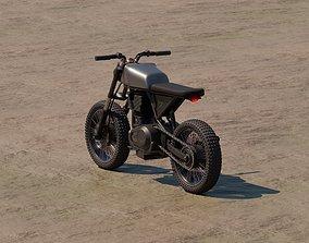 3D Bike light stone