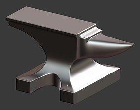 Anvil iron anvil 3D model