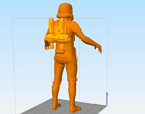 StarWars Spacetrooper pack full 3D printable model