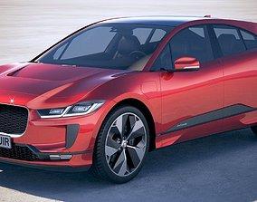 Jaguar I-Pace 2018 3D