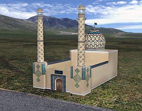 3D asset Mosque