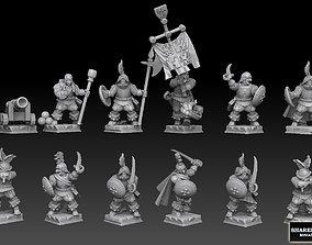 3D print model Conquistador Company