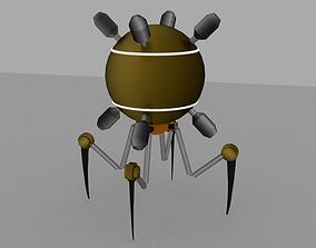 micro robot 3D