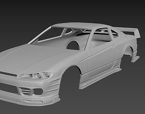 Nissan Silvia S15 2001 Tuning Body For Print