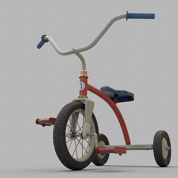 Ussr Tricycle