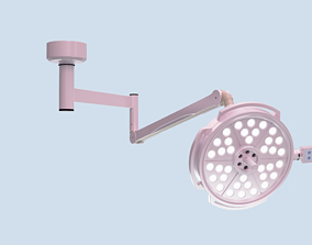 Surgical lighting 3D