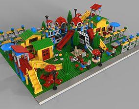 Lego Kindergarten 3D