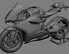 3d motobike