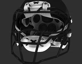Xenith X2E Varsity Football Helmet xrn-22x 3D model