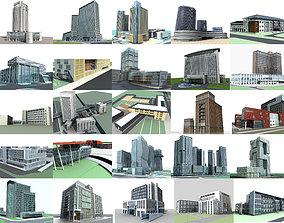 Building Collection 01 3D