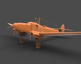 3D printable model Focke wulf fw58B