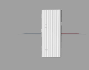 Sony MRW-S3 White 3D model