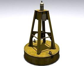 3D asset Deep Sea Buoy