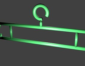 3D penggantung hanger