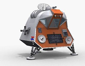 SPACE POD from Lost In Space 3D