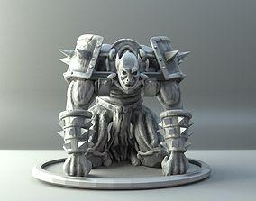 Basher - Ghmot 3D print model