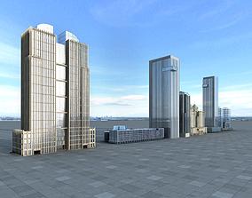 3D asset build
