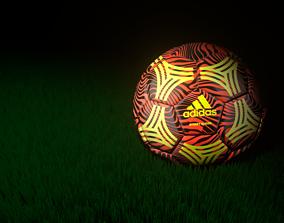3D asset Adidas Ball