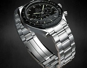 3D model Omega Speedmaster Watch