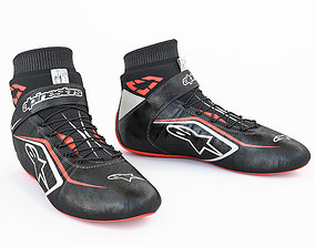3D model Alpinestars TECH-1 Z V2 SHOES