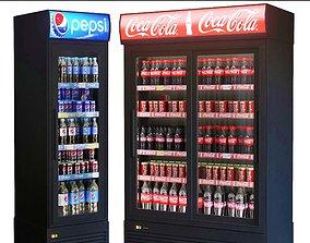 3D asset Showcase 016 Soda