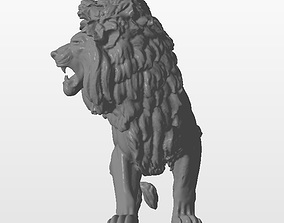 3D printable model Panthera Leo