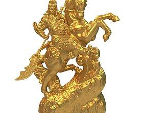 Guan Yu 7 3D printable model