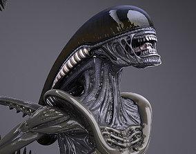 Alien Xenomorph High Detail 3D