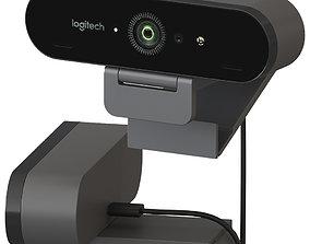Logitech Brio Ultra HD Pro 3D model