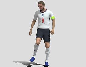 3D asset Harry Kane Euro2020