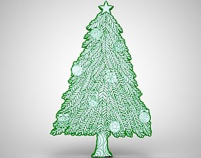 3D printable model Christmas Ornament