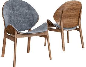 Hans Olsen Chair 3d model realtime