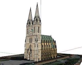 3D model Architecture-Religion-God-Culture-Temple-011
