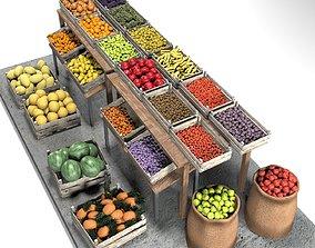 3D Fruit Stand Market