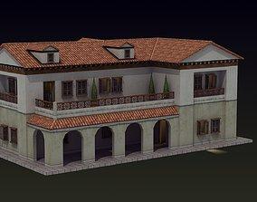 3D Roman House