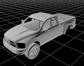 3D printable model DODGE RAM 3500