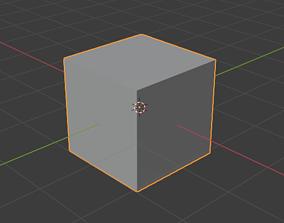 3D Default Cube